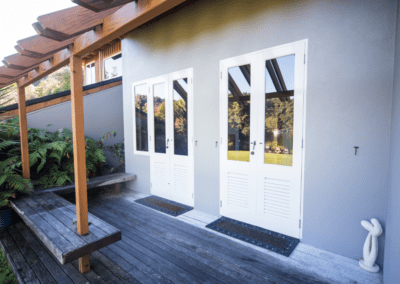 french doors retro double glazed