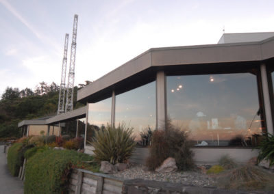 Rotorua Skyline Restaurant - aluminium retrofit double glazing