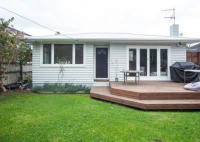 Timber retrofit double glazing, Auckland, New Zealand
