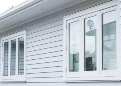 Timber retrofit double glazing, casement windows